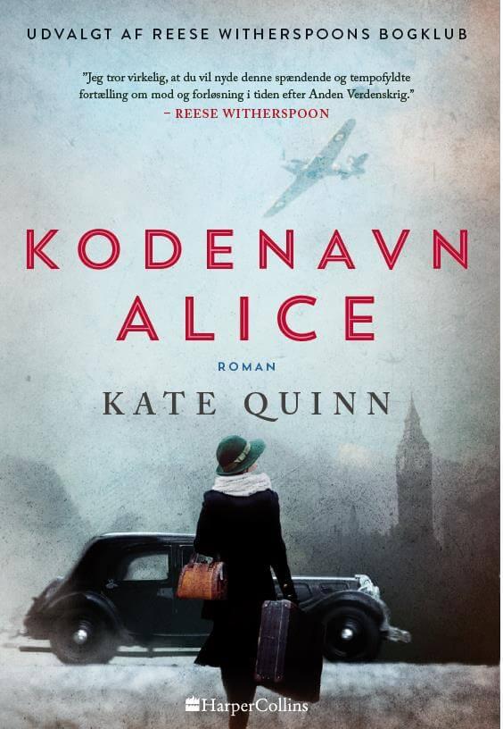 Kodenavn Alice af Kate Quinn