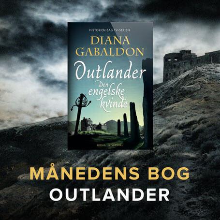 Outlander - månedens bog