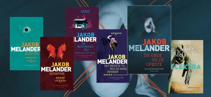 Jakob Melanders krimier
