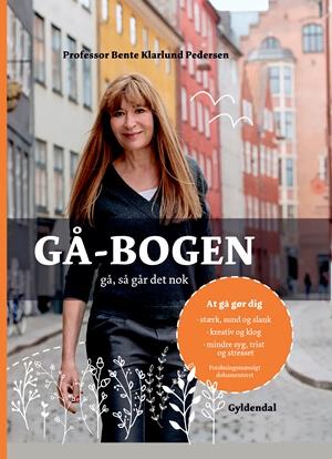 Nytårsfortsæt_Gå-bogen_af Bente Klarlund Pedersen_indlæst af Bente Klarlund Pedersen