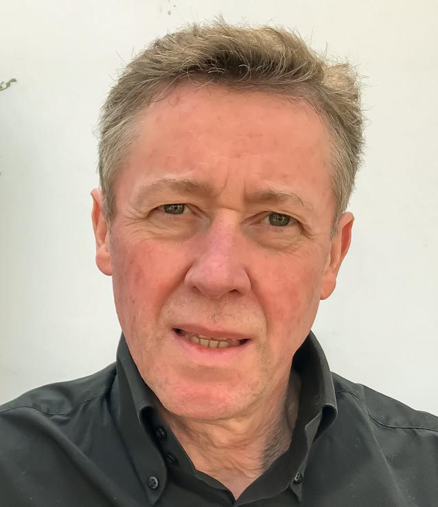 Martin Riel forfatterportræt