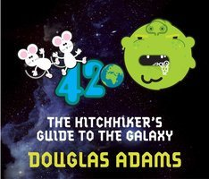 The Hitchhiker's Guide to the Galaxy, De 10 mest populære Sci-Fi bøger