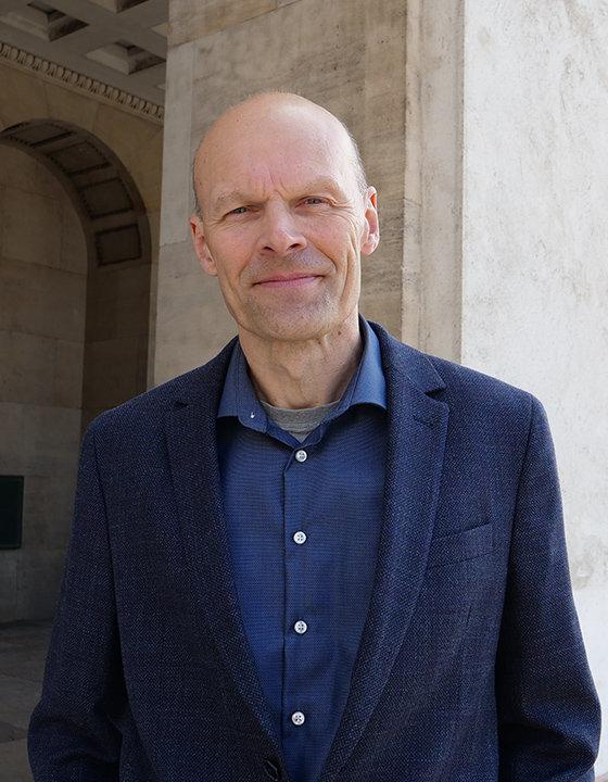 Dennis Jurgensen portræt Roland Triel