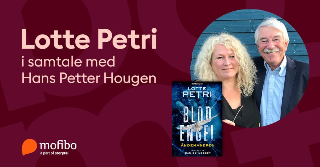 Lotte Petri Bogforum Mofibo 2019