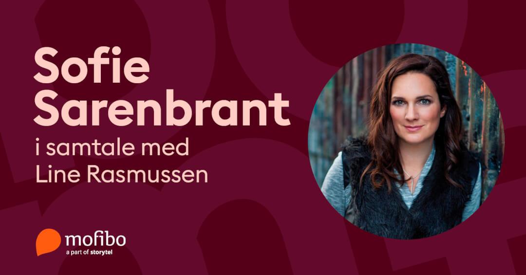 Sofie Sarenbrandt Bogforum Mofibo 2019