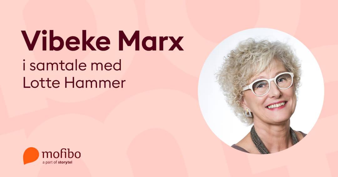 Bogforum 2019 - Vibeke Marx