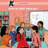 'K for Klara 20 - Hvem er mest populær?'