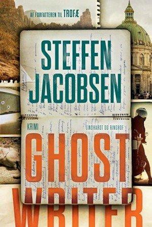 Krimier 2019 - Ghostwriter af Steffen Jacobsens indlæst af Jesper Bøllehuus
