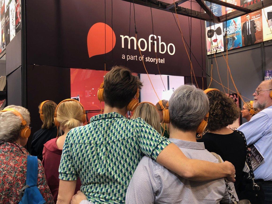 Mofibo Events rundt omkring i landet