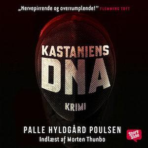 Krimier 2019 - Kastaniens DNA af Palle Hyldgård Poulsen oplæst af Morten Thunbo.