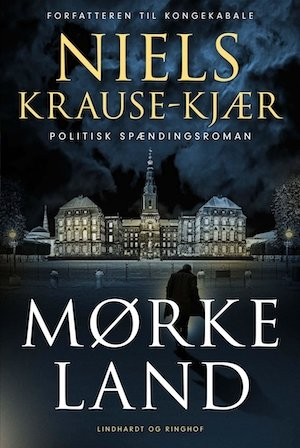 Krimier 2019 - Mørkeland af Niels Krause-Kjær indlæst af Søren Pilmark.