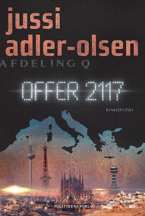 Krimier 2019 - Offer 2117 af Jussi Adler indlæst af Githa Lehrmann