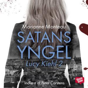 Krimier 2019 - Satans yngel af Marianne Monteaus indlæst af Peter Carstens