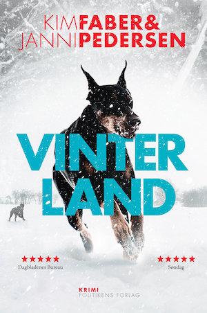 Krimier 2019 - Vinterland af Janni Pedersen og Kim Faber indlæst af Dan Schlosser