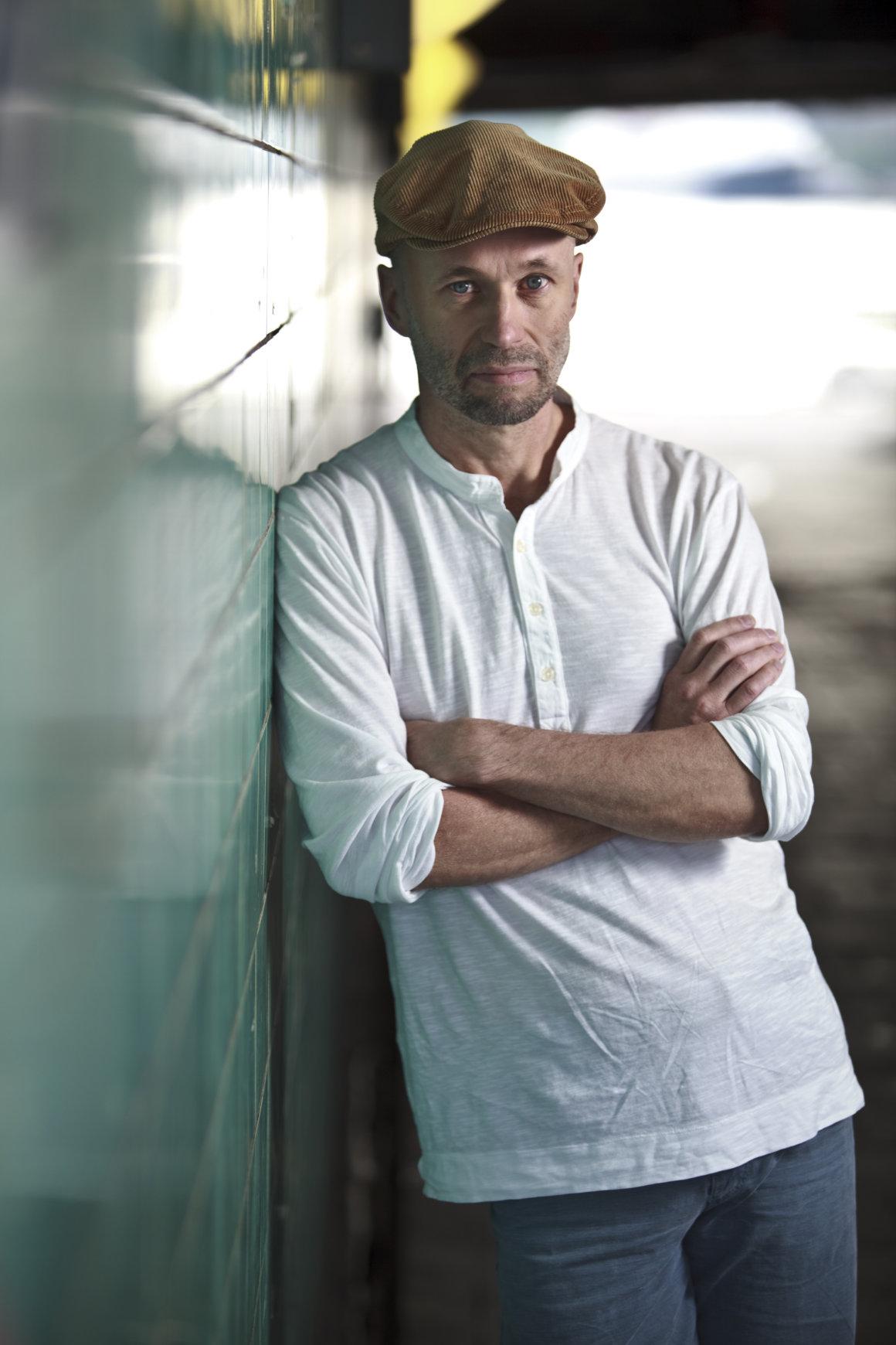 Mød forfatteren: Johan Theorin