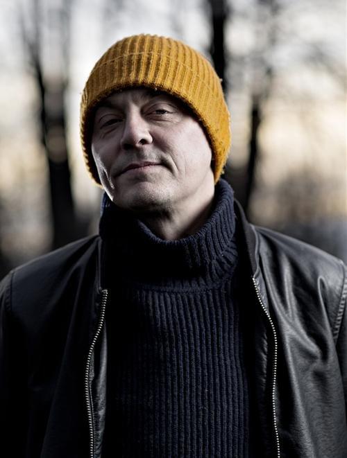 Samuel Bjørk forfatterbillede