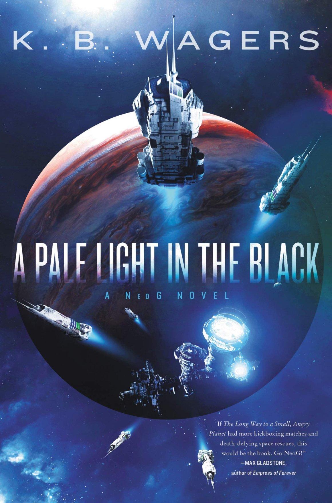 A Pale Light in the Black - de mest populære Sci-Fi
