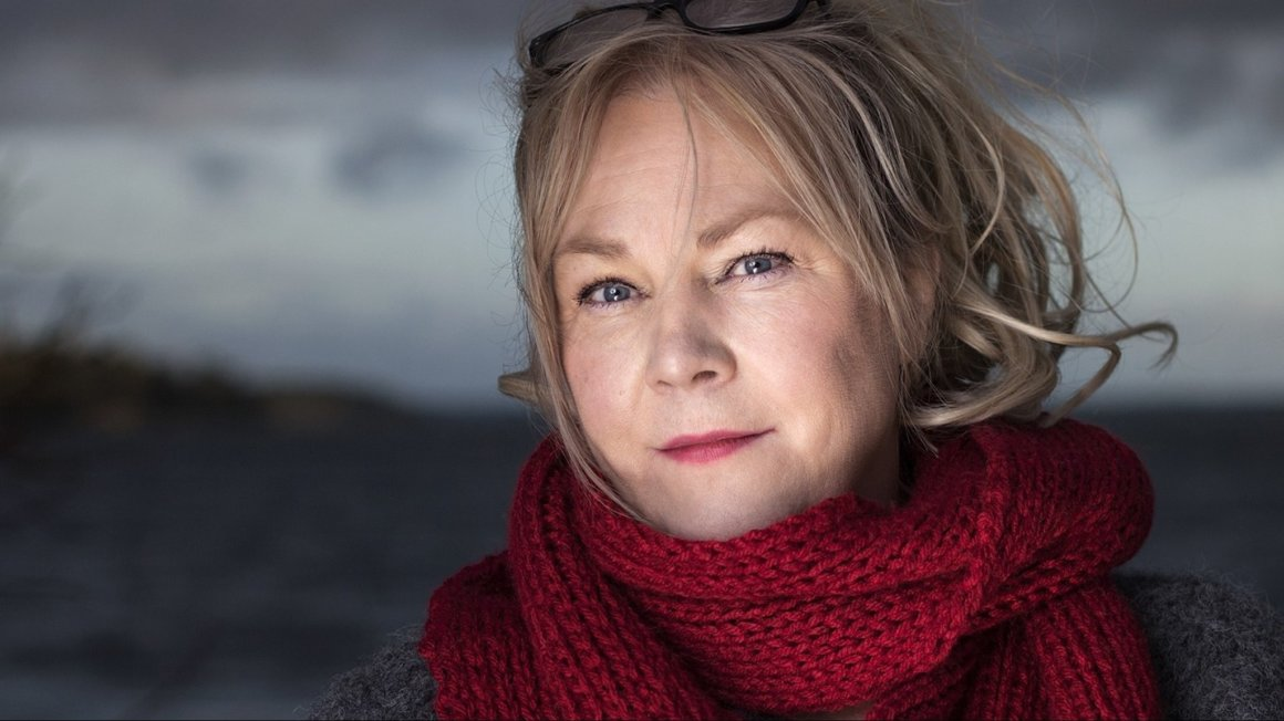 Maria Adolfsson - Fejltrin - byd ny krimiserie velkommen