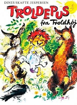 Lyt til Troldepus bøgerne, indlæst af Søren Elung Jensen. Bøgerne om Troldepus' oplevelser er specielt gode for 6-10-årige.